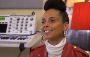 """""""The B Sides"""": Alicia Keys compartilha vídeo onde canta faixas """"lado B"""" do disco """"As I Am"""""""