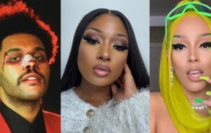American Music Awards 2020: The Weeknd, Megan Thee Stallion e Bad Bunny lideram lista de indicados
