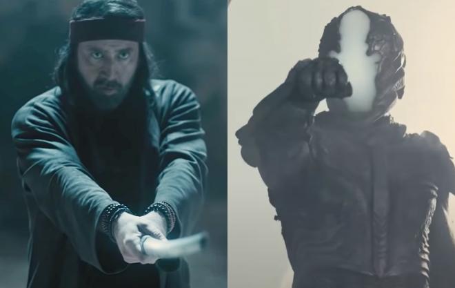 """Cenas do trailer de """"Jiu Jitsu"""" (Reprodução)"""