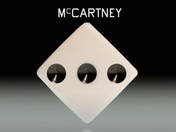 """Capa do disco """"McCartney III"""" (Divulgação)"""