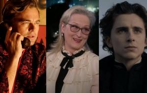 Leonardo DiCaprio, Meryl Streep, Timothée Chalamet e mais irão estrelar filme de comédia da Netflix