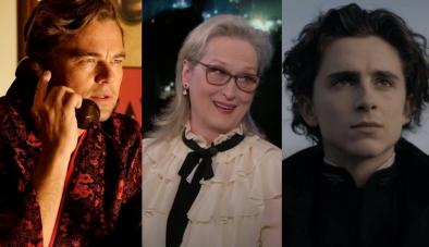 """""""Era uma Vez em... Hollywood""""/Streep em talk show/Cena de """"Duna"""""""