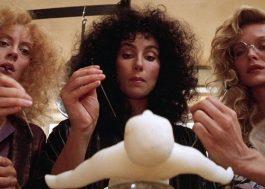 """""""As Bruxas de Eastwick"""": Susan Sarandon diz que Cher roubou seu papel no longa"""