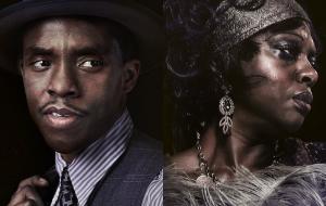 Netflix divulga novos pôsteres de filme estrelado por Chadwick Boseman e Viola Davis