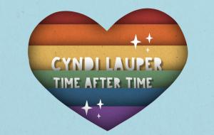"Cyndi Lauper lança lyric video de ""Time After Time"" em apoio à comunidade LGBT+"