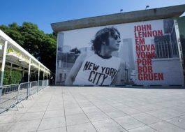 """MIS reabre com exposição """"John Lennon em Nova York por Bob Gruen"""""""