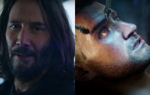"""Cyberpunk 2077"": Keanu Reeves estrela novo teaser do jogo"