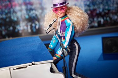 Barbie do Elton John