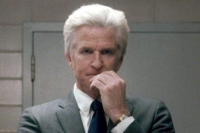 """Matthew Modine como Dr. Brenner em """"Stranger Things"""" (Reprodução)"""