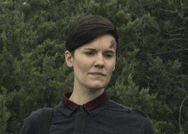 "Maggie Grace, de ""Fear The Walking Dead"", dá à luz o primeiro filho!"