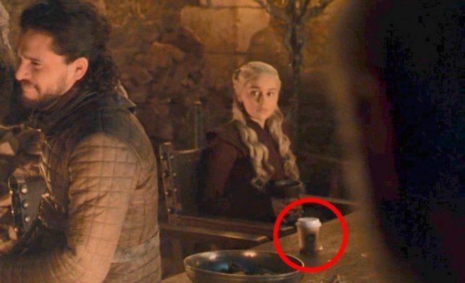 """Cena da última temporada de """"Game of Thrones"""" (Reprodução)"""