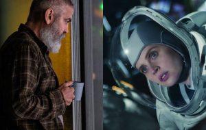 """George Clooney revela que mudou roteiro de """"O Céu da Meia-Noite"""" quando descobriu gravidez de Felicity Jones"""