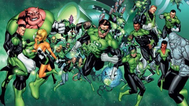 """Imagem de """"Laterna Verde"""", da DC (Divulgação)"""