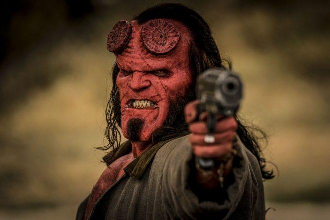 """Cena do filme """"Hellboy"""", de 2019 (Reprodução)"""