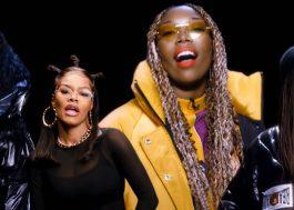 BET Hip Hop Music Awards: Erykah Badu, Teyana Taylor, H.E.R. e Brandy se reúnem em apresentação poderosa