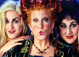 """Bette Midler diz que está """"ansiosa para voar"""" em sequência de """"Abracadabra"""""""