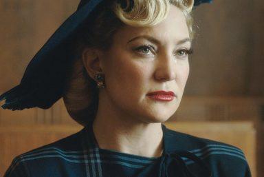 """Kate Hudson no filme """"Marshall"""" (Reprodução)"""
