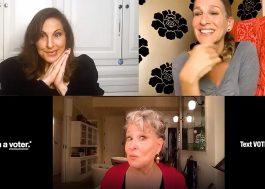 """Elenco de """"Abracadabra"""" se reúne em vídeo para campanha de incentivo ao voto"""