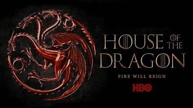 """Cartaz oficial de """"House of the Dragon"""" (Divulgação)"""