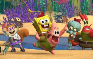 """""""Kamp Koral"""": série derivada de """"Bob Esponja"""" ganha 1ª imagem cheia de fofura e diversão"""