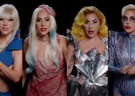 Em vídeo, Lady Gaga resgata looks icônicos da carreira para encorajar o voto