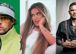 Latin Grammy: Bad Bunny, Karol G e mais são anunciados como atrações musicais