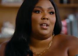 """Lizzo divulga teaser de entrevista com David Letterman: """"Estou cansada de ser ativista por ser gorda e negra"""""""