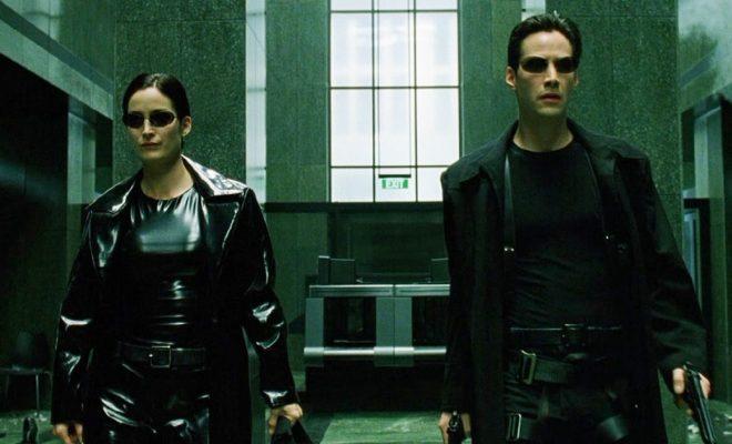 """Cena do filme """"Matrix"""" (Reprodução)"""