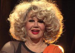 """Morre aos 73 anos a """"divina diva"""" Jane di Castro, ícone do teatro"""