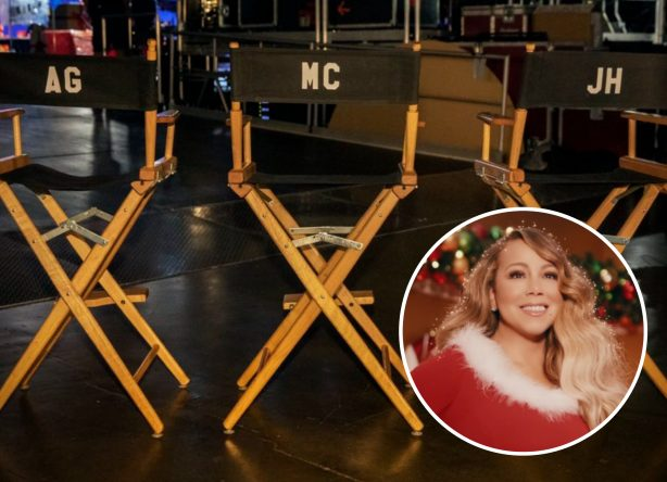 "Mariah Carey no novo clipe de ""All I Want For Christmas Is You"" (Reprodução)"