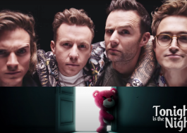 "McFly canta sobre saúde mental no single ""Tonight Is The Night"""