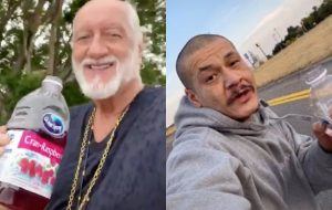 "Mick Fleetwood recria vídeo de sucesso no TikTok com a música ""Dreams"""