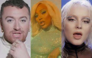 Sam Smith, Doja Cat e Zara Larsson são anunciados como atrações musicais do MTV EMA 2020
