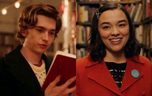 """""""Dash & Lily"""": casal cumpre desafios para se encontrar em trailer de nova série da Netflix"""