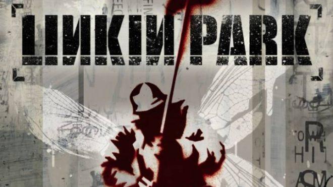 "Capa do álbum ""Hybrid Theory"" do Linkin Park (Reprodução)"