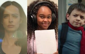 Krysten Ritter, Lidya Jewett e Winslow Fegley irão estrelar novo filme da Netflix