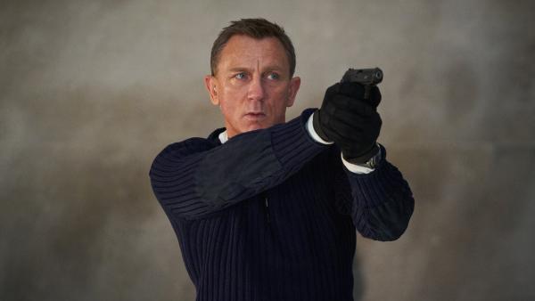 Daniel Craig no papel do James Bond (Reprodução)