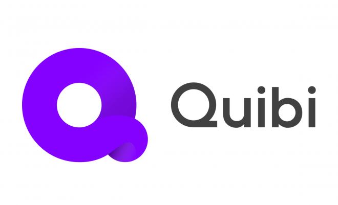 Logo do streaming Quibi (Divulgação)