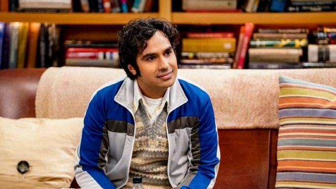 """Kunal Nayyar em """"The Big Bang Theory"""" (Reprodução)"""
