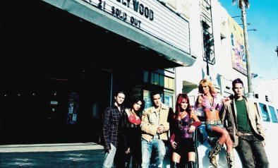 """Capa do álbum """"RBD Live in Hollywood"""" (Divulgação)"""