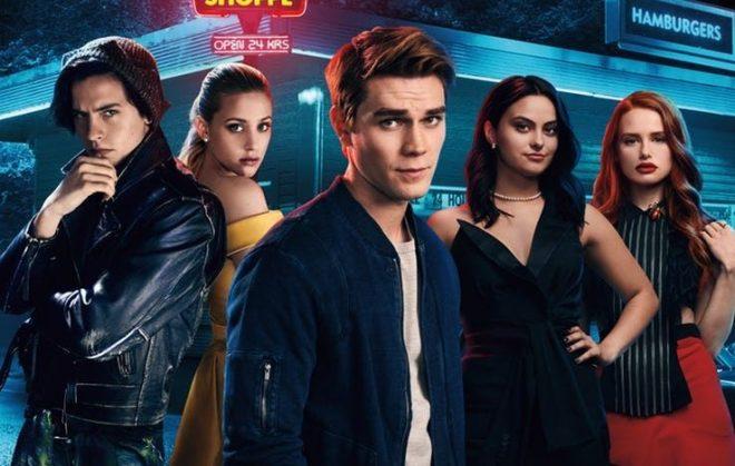 """Pôster da 3ª temporada de """"Riverdale"""" (Divulgação)"""