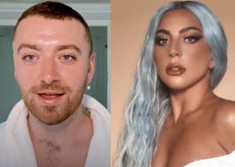 """""""Lady Gaga me fez ter orgulho de ser quem eu sou!"""", revela Sam Smith em vídeo para a Vogue"""