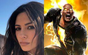 """Sarah Shahi, de """"Chicago Fire"""", entra para o elenco do filme """"Adão Negro"""""""
