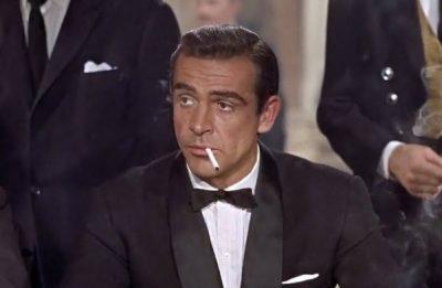 """Sean Connery como James Bond em """"007- Casino Royale"""" (Reprodução)"""