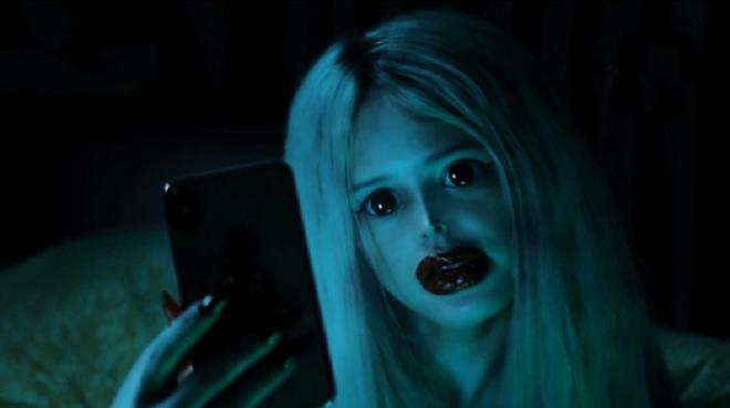 """Cena do curta-metragem """"Selfie"""" (Divulgação/World Builder Entertainment)"""
