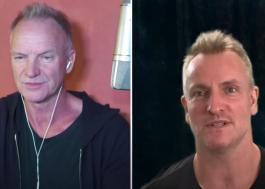 """Joe Sumner, filho de Sting, se junta ao pai e a vários outros artistas em vídeo de """"Hope"""""""