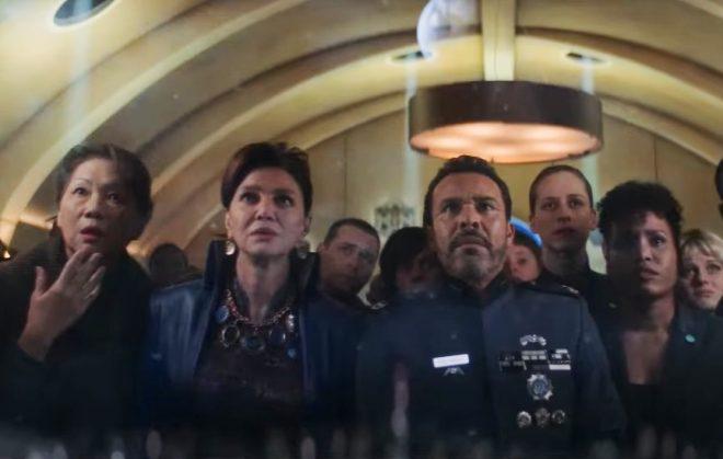 """Trailer da quinta temporada de """"The Expanse"""" (Reprodução)"""
