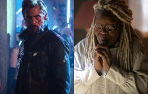 """Whoopi GoldbergeAlexander Skarsgård protagonizam a luta entre bem e mal no trailer de """"The Stand"""""""