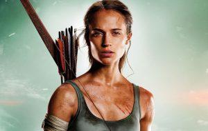 """""""Tomb Raider"""": Alicia Vikander diz que gravações da sequência devem começar em 2021"""