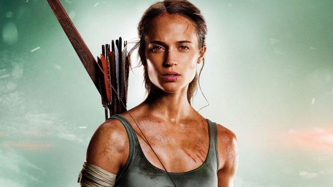 """Pôster de """"Tomb Raider: A Origem"""" (Divulgação)"""